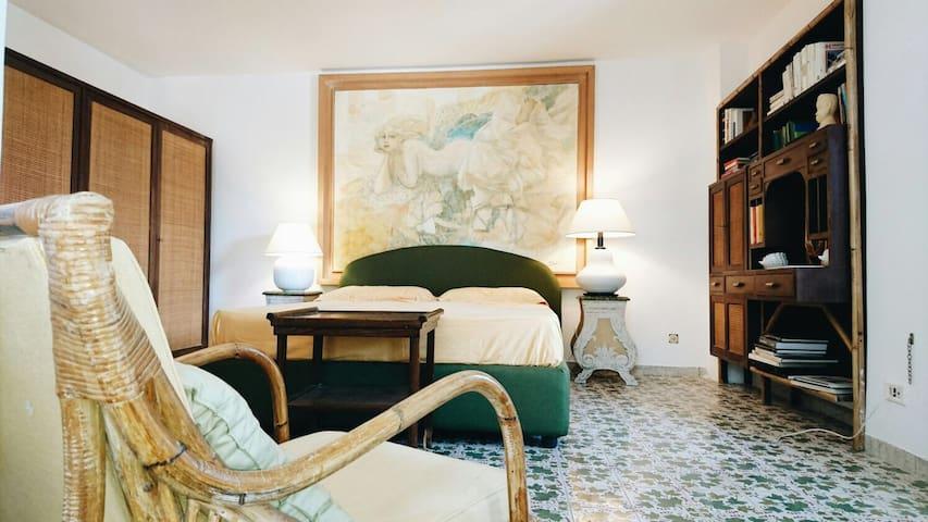 Romantic dependance - Capri - Lägenhet