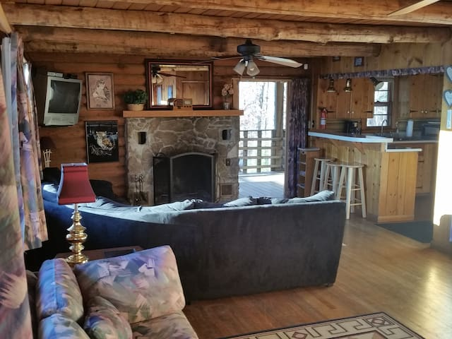 The Roost - Byrdstown - Cabane