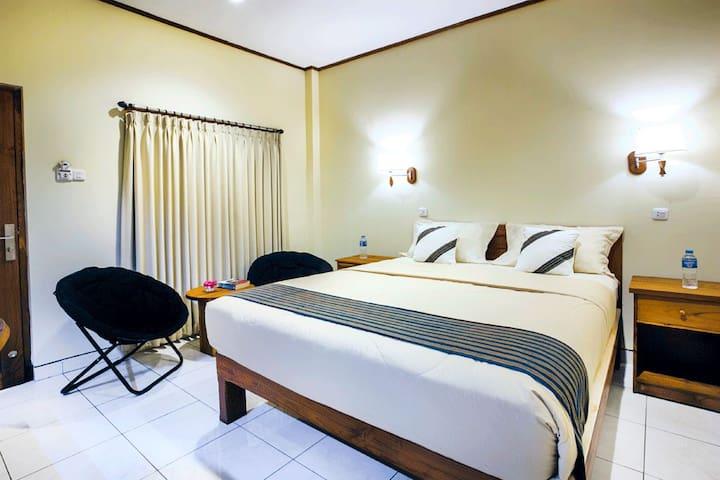 1 Bedroom Double or Twin Komodo Lodge