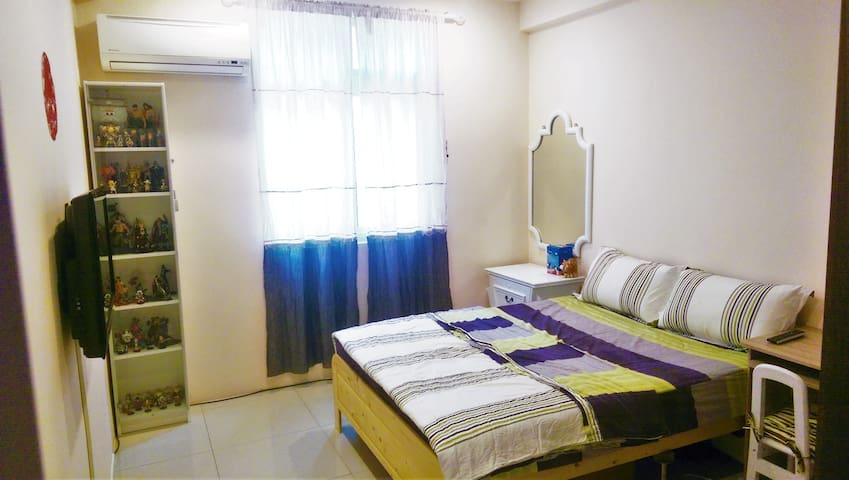 Stylish Apartment 2mins to Metro - 新店區