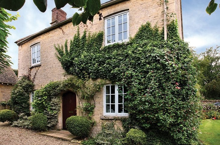 Old School Cottage - Asthall, near Burford, Oxfordshire - Hus
