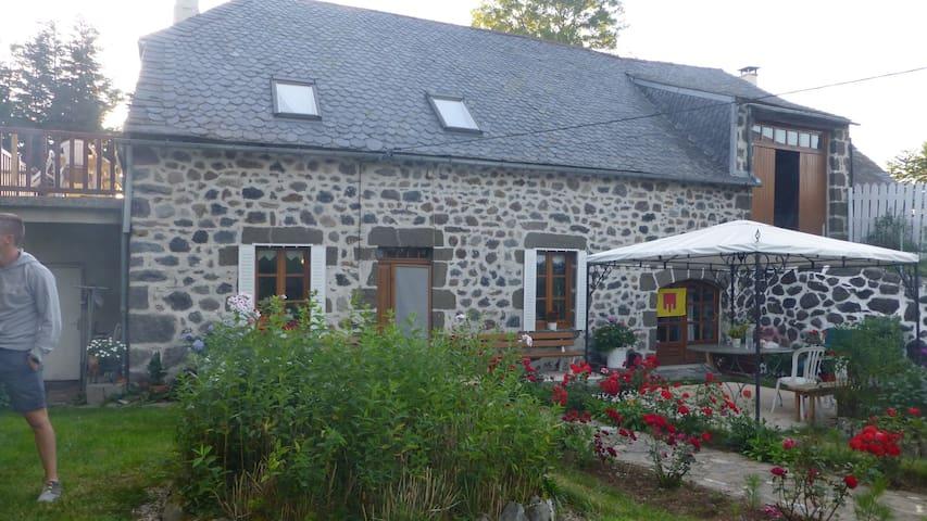 La Grange de Marie et Alexandre - Cheylade - Departamento