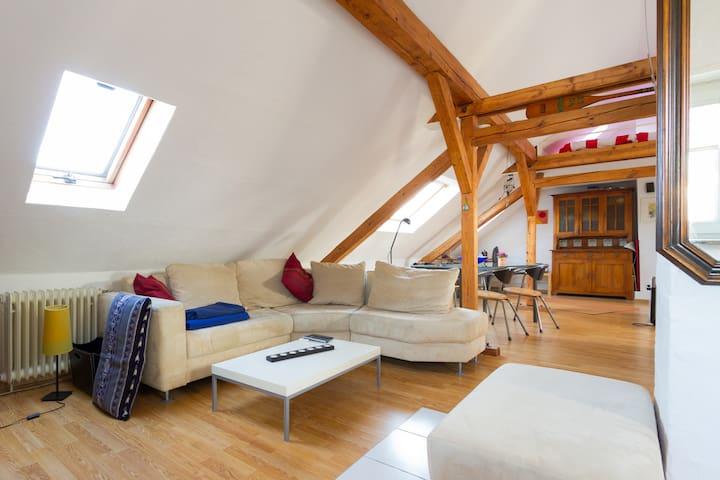 beautiful loft apartment - Celle - Квартира