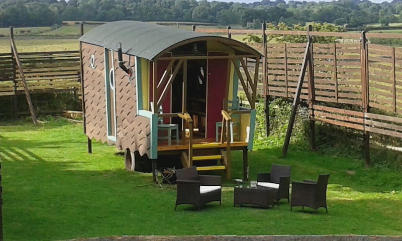 The Anglesey Gypsy Caravan - The Coach House