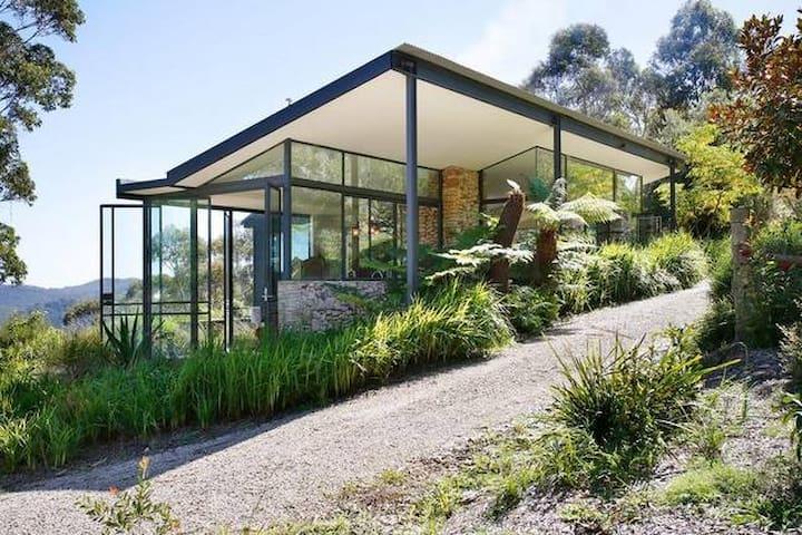 Australian bush paradise getaway - Mount Tomah - Cabaña