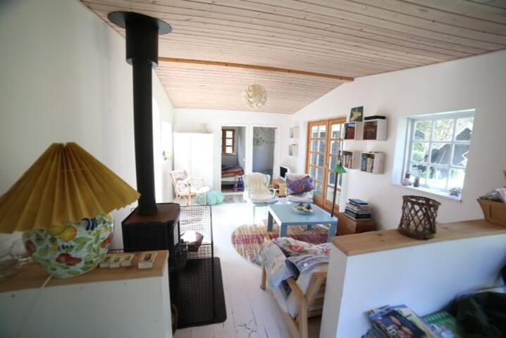 Summerhouse on Orø, Holbæk, DENMARK - Holbaek - Cabaña