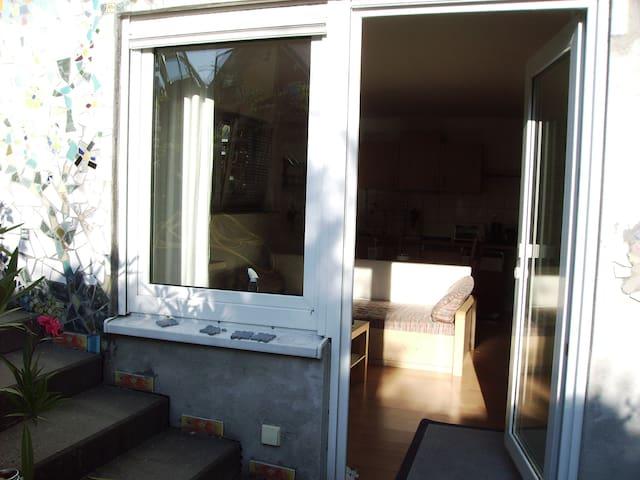Einliegerwohnung in ruhiger Lage - Lauchheim - Appartement