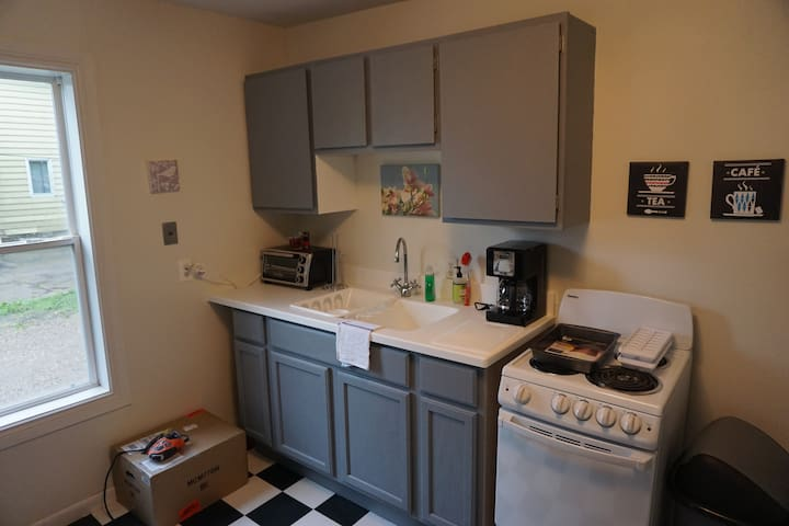 Rehabbed Charlevoix 1 Bedroom in a Great Location - Charlevoix