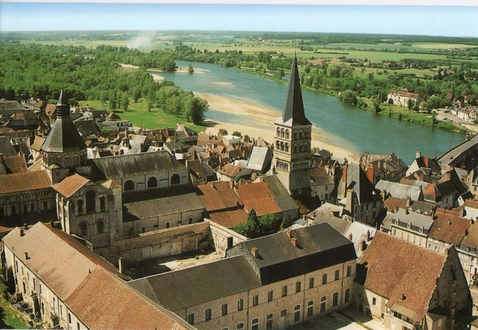 Maison au cœur de la Charité - La Charité-sur-Loire - Huis