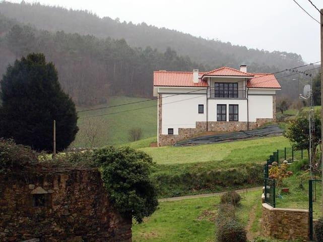 House Asturias S. Martin de Luiña - Cudillero