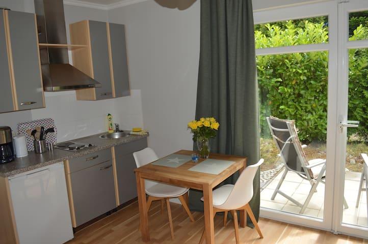 Ein-Zimmer-Wohnung am Rande Lüneburgs - Lüneburg
