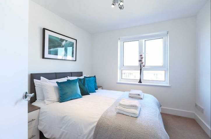 Eden Lofts  - Town Centre Apartment 1 - High Wycombe - Leilighet