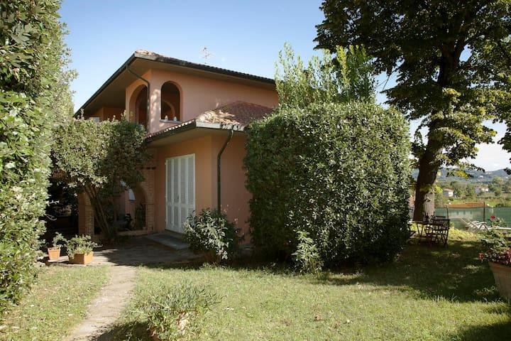 Villa i Lecci - Capannoli - Maison