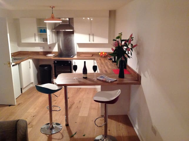 """""""Bergen"""" 1  Bedroom Apartment - Ulverston - Appartement"""