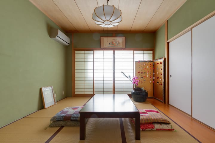 Comfy House IN Osaka//6MIN TO SHINSAIBASHI*KB1 - Chuo Ward, Osaka - Villa