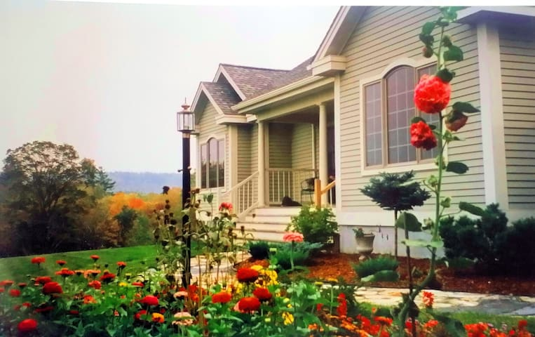 Idyllic country home Hanover, NH - Hannover - Bed & Breakfast