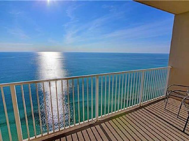 BEACH FRONT CONDO SLEEPS 6 PCB FL - Panama City Beach - Condomínio