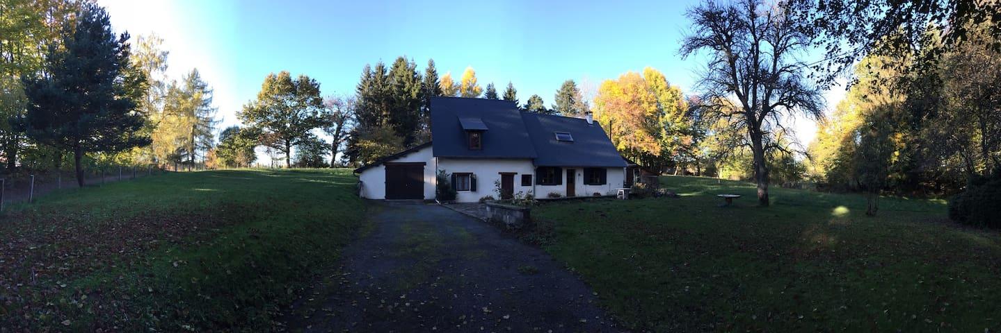 Magnifique Ferme restaurée Corrèze - Saint-Étienne-aux-Clos