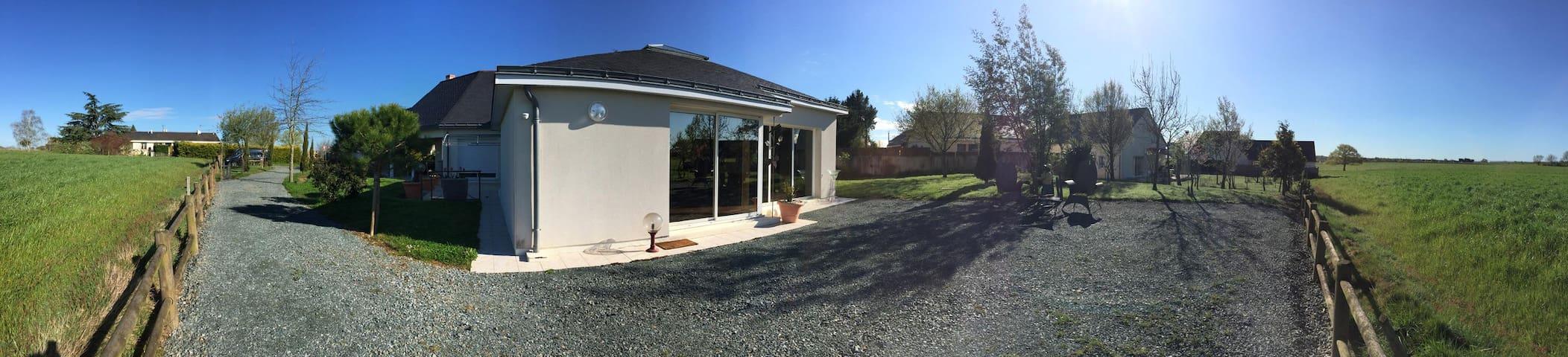 Lodges de Loire - Saint-Lambert-du-Lattay - Rumah