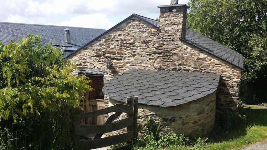La Cabaña. Galicia Retreat Spain - Ortigueira - Haus