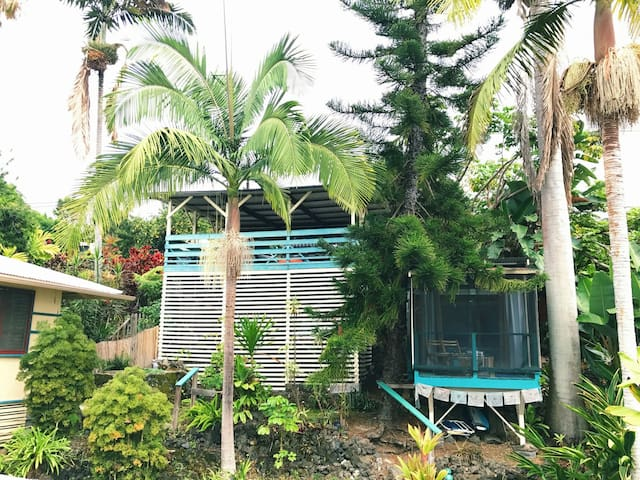 Hawaiian Bungalow! $99 inclusive- no cleaning fees - Captain Cook - Maison