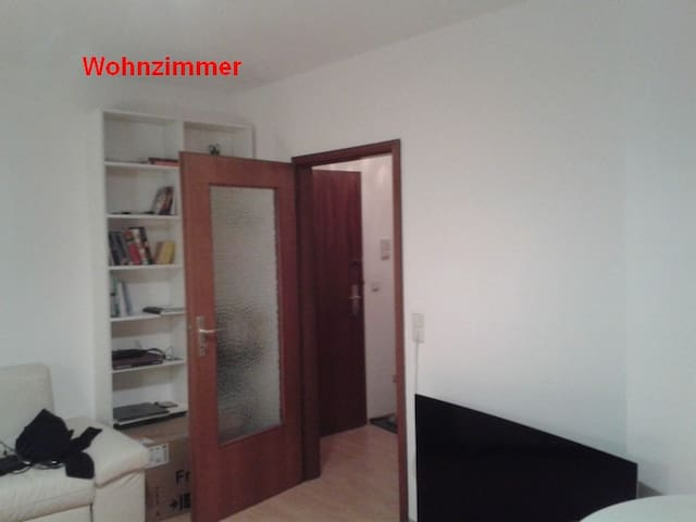 Two room apartment - Karlsruhe - Appartement en résidence