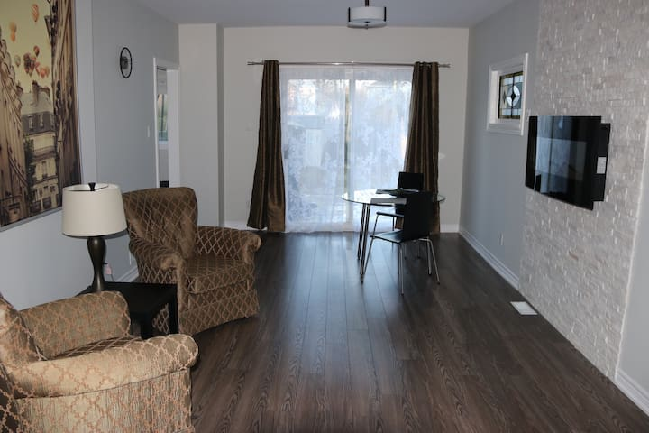 Cozy one bedroom apartment - Niagara Falls - Departamento