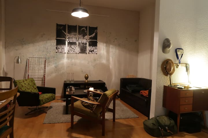cosy flat at Schelli - Maagdenburg - Appartement