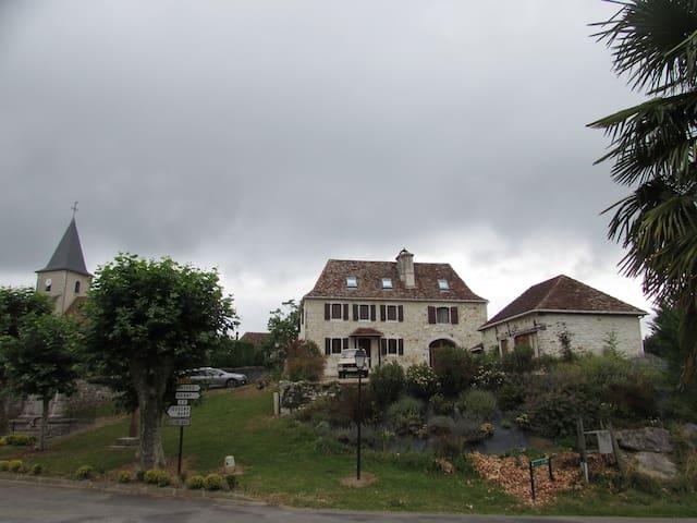 Castet'bonheur - Castetbon - Huis