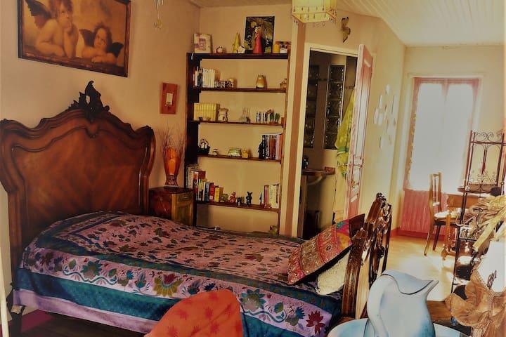 Bed & Breakfast Jussac, Cantal - Jussac - Konukevi