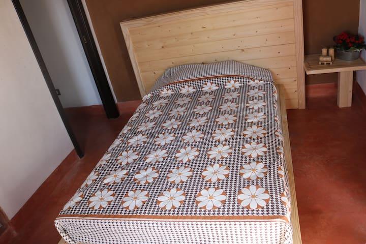 Camera arancione B&B Casa Mattia - Cisterna di Latina - Bed & Breakfast
