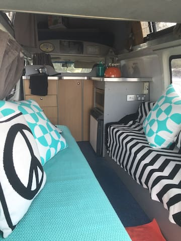 Luxurious campervan rental - Mount Annan - Camper