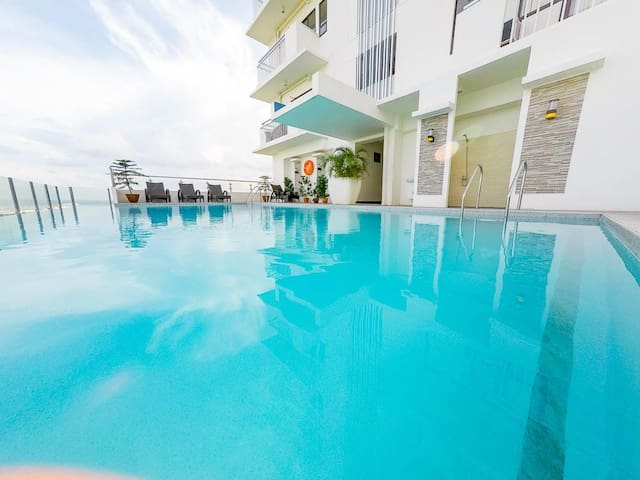 Ideal Summer holiday Condo Near SM & Ayala - Cebu City - Kondominium