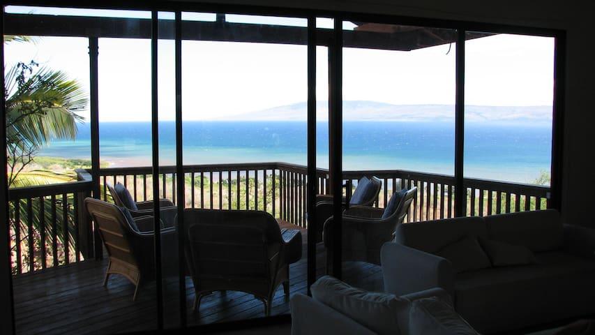 Spectacular ocean views, Molokai - Kaunakakai - Bed & Breakfast