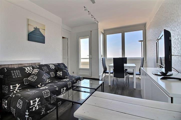 Appartement de standing en front de mer. - BERCK - Apartment