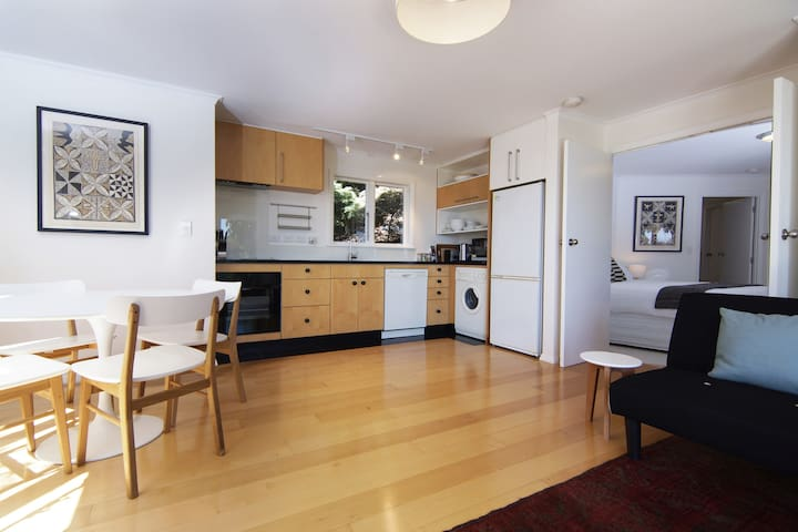 Nelson Sea View Apartment - Nelson - Huoneisto