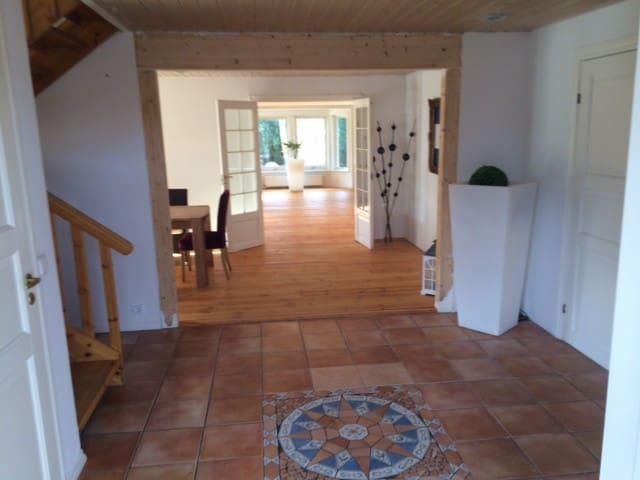 Schwedisches Holzhaus in ruhiger idyllischer Lage - Quickborn