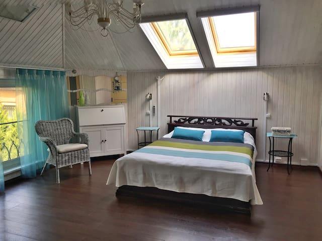 Уютный гостевой дом рядом с Москвой - Moskva - Ev