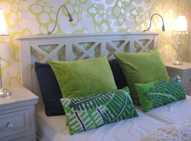 Room with double bed for two - Tønsberg - Pousada