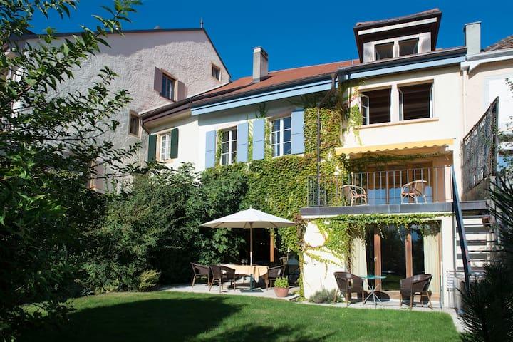 3 appartements de charme - Auvernier - Hus