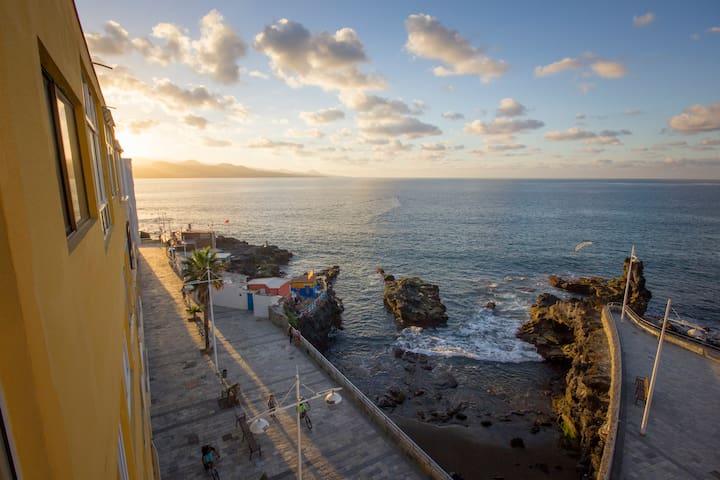 "Loft ""Virginia's Dream"" - Panoramic Sea View - Las Palmas de Gran Canaria - Loft"