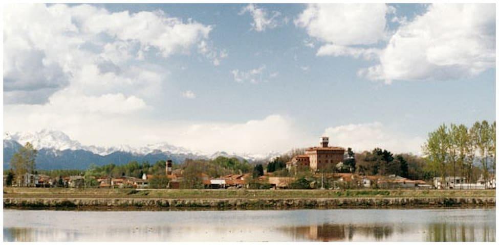 Cascina del Castello-La Quercia - Briona - Casa