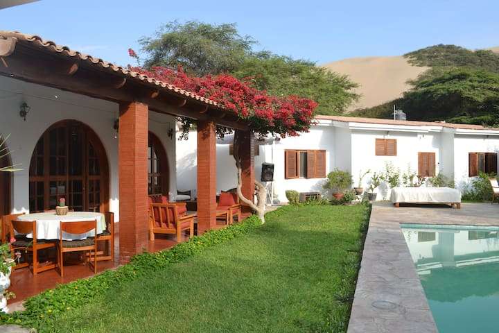 Vacation Getaway in Gorgeous House! - Ica