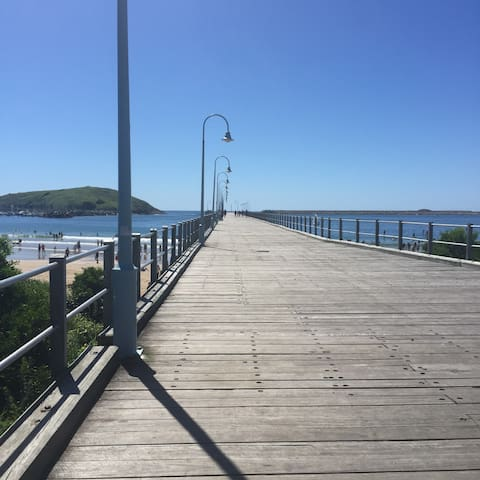 Beautiful apartment by the beach - Coffs Harbour - Apartament
