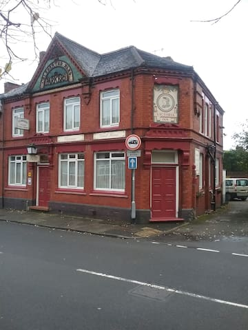 Victoria Guest House - Stoke-on-Trent