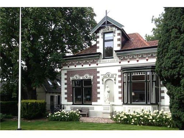 Monumental villa with jacuzzi&sauna - Midwoud - Villa