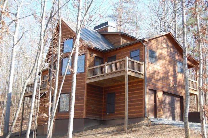 Buck Valley Lodge - Private Cabin - Ellijay - Kulübe