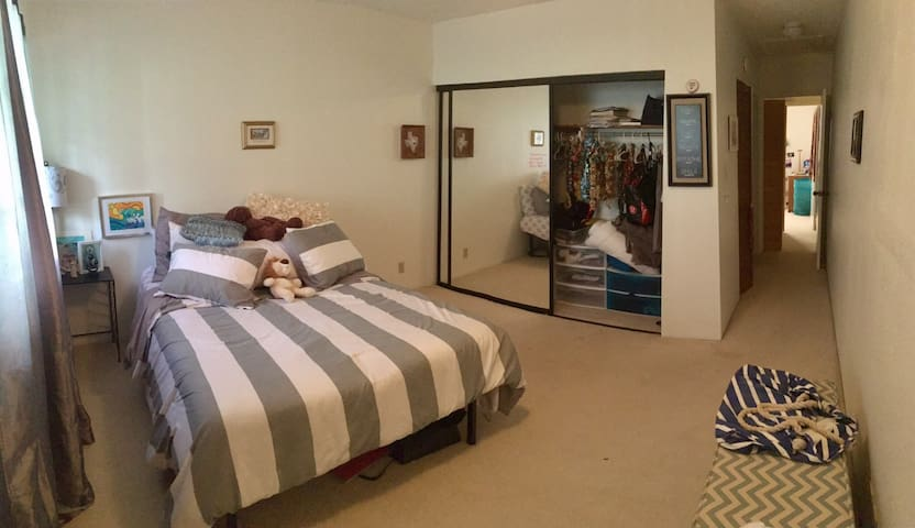 Quiet apartment minutes from beach! - Kaneohe - Apartment