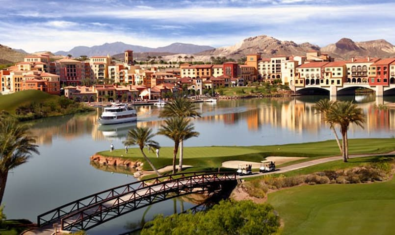 Gorgeous Lake Las Vegas. No Resort Fee - Henderson - Pis