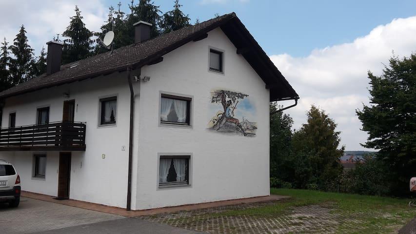 Haus Hanne - Wohnung für 2 bis 4 Personen - Kraiburg am Inn - Apartament